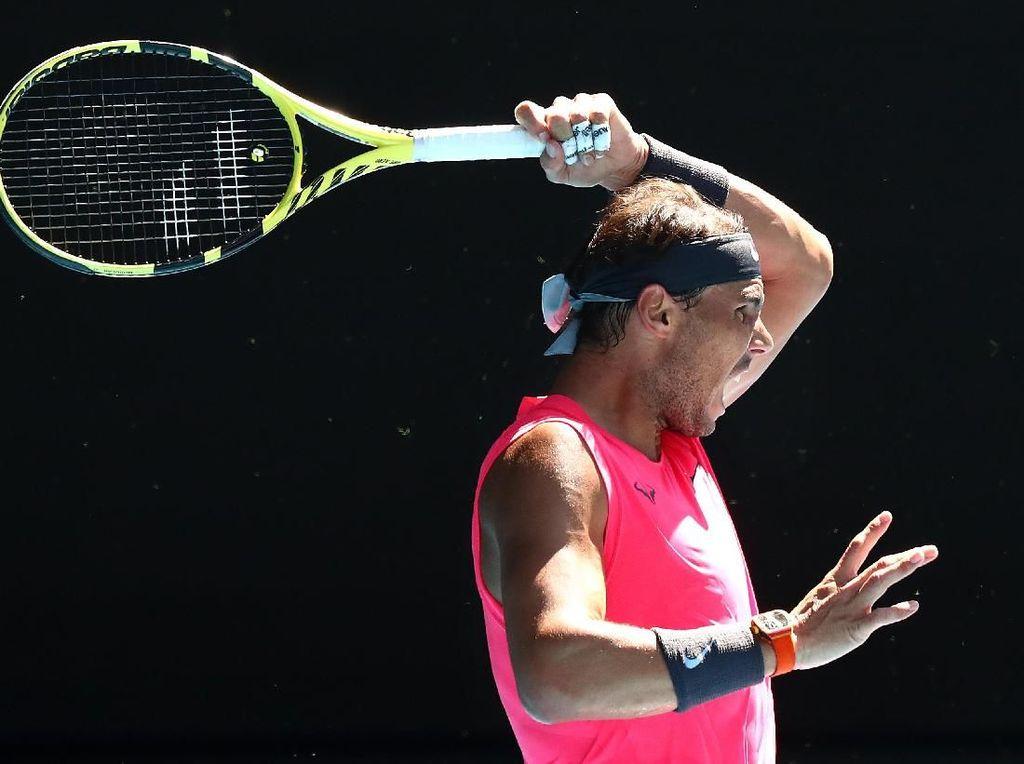 Australia Terbuka: Nadal Lolos Babak Keempat