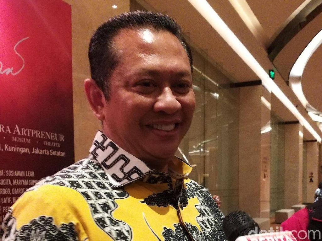 Ketua MPR: Pers Indonesia di Mata Masyarakat Masih Positif