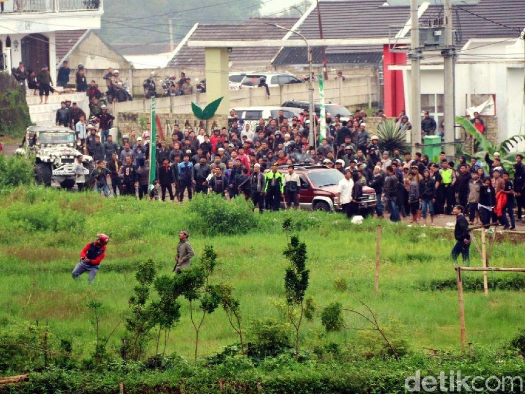 Massa BPPKB-Sapu Jagat Bentrok, Kapolda Jabar: Kembali ke Rumah