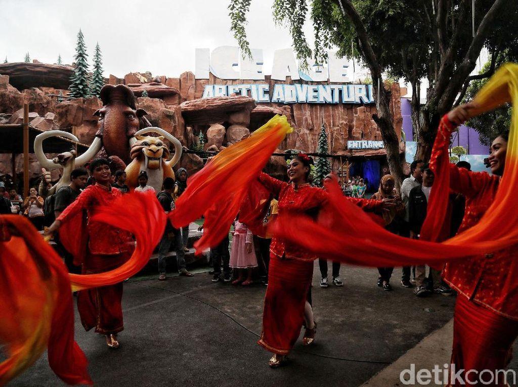 Perayaan Barongsai hingga Dewa Rezeki di Surabaya Ditiadakan Tahun Ini