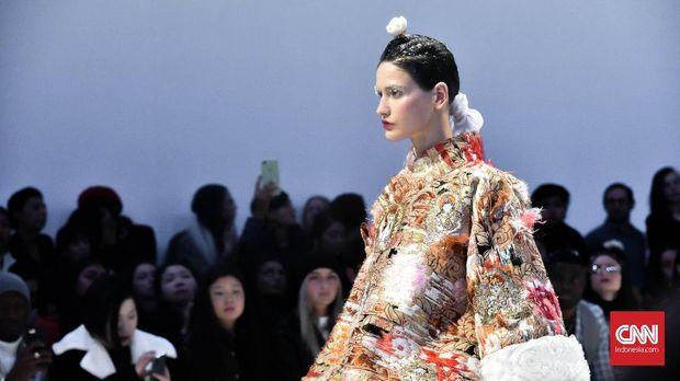koleksi Guo Pei