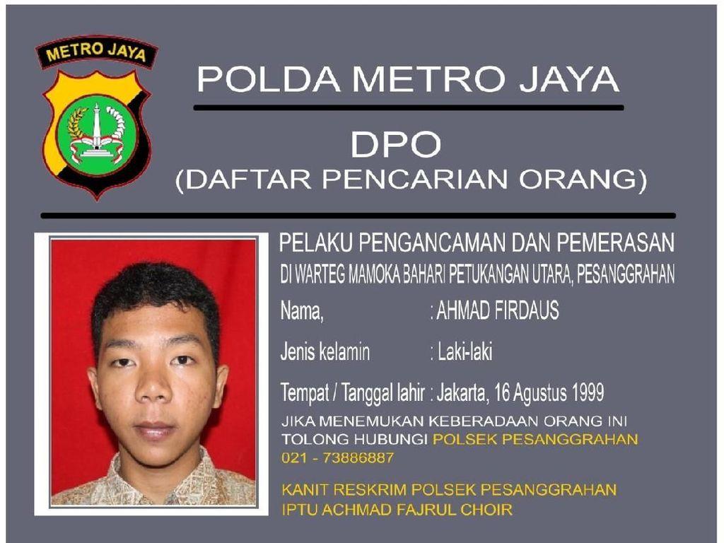 1 Lagi Perampok yang Viral Todong Warga di Warteg Jaksel Dibekuk Polisi