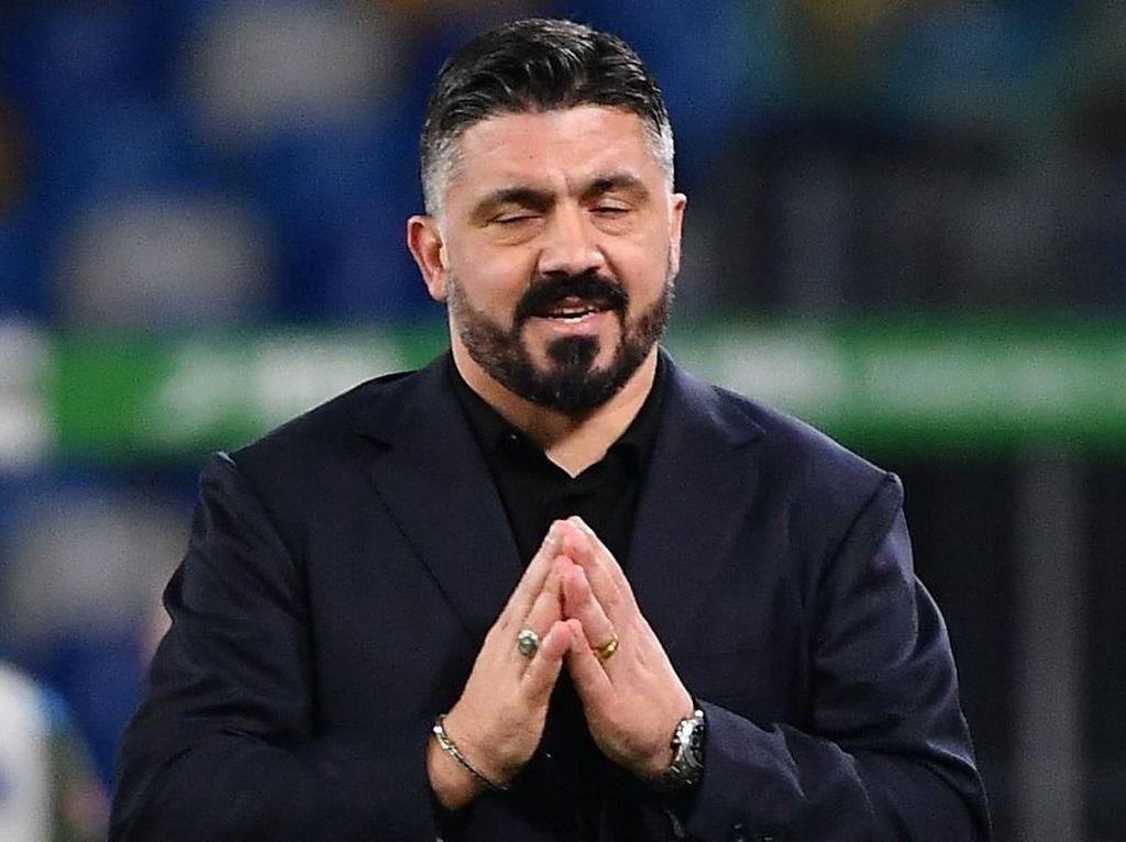 Napoli Siapkan Kontrak Jangka Panjang untuk Gattuso