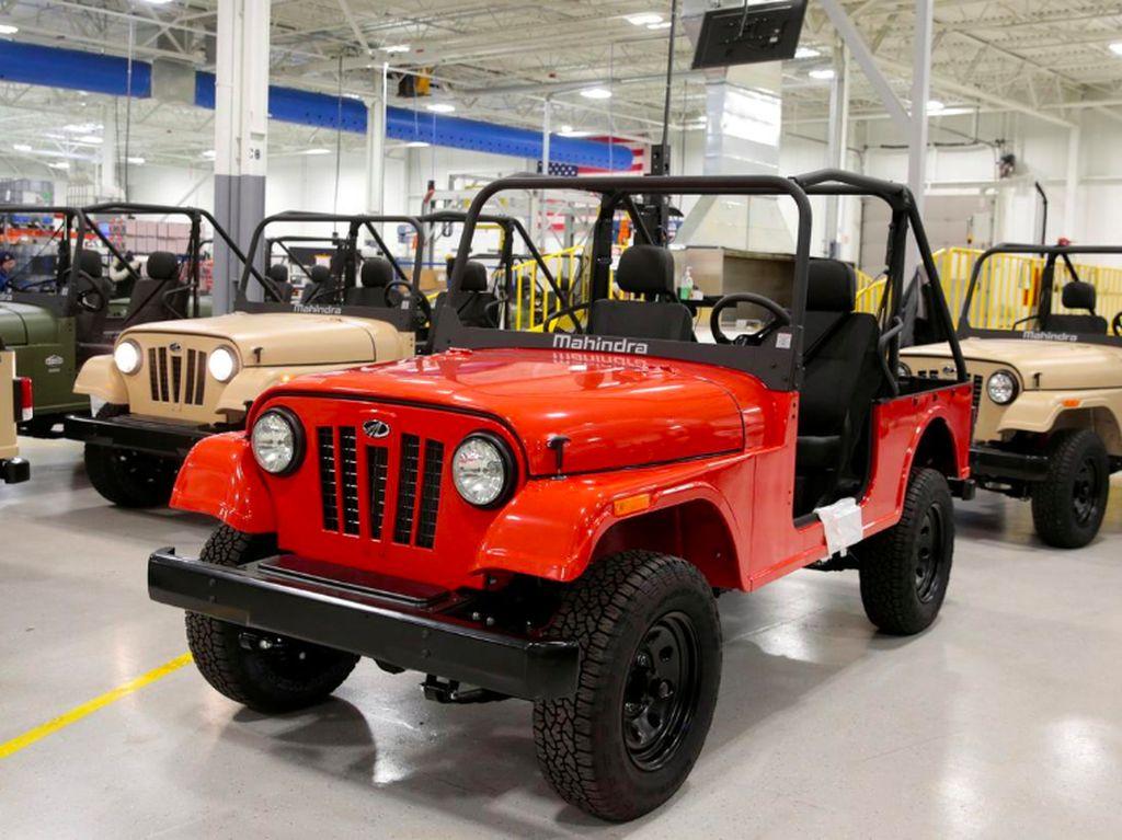 Tampang Baru SUV Mahindra Usai Disemprit Jeep