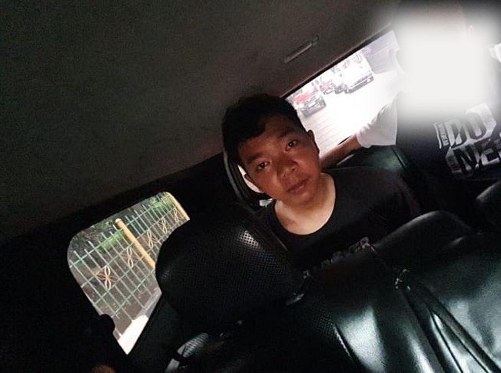 Potret Ahmad Firdaus, Perampok di Warteg Jaksel Usai Ditangkap Polisi