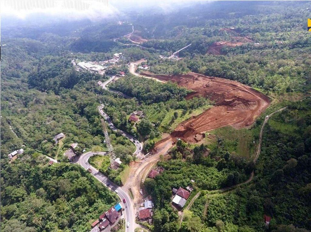 Jalan Pintas Dibangun, Denpasar-Singaraja Ditempuh 2 Jam