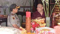 Perayaan Imlek di Kota Pasuruan Berlangsung Meriah dan Aman
