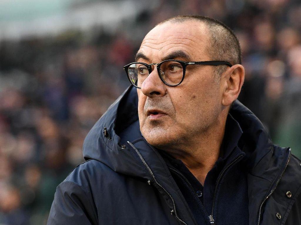 Fans Juventus Sudah Gerah Sama Maurizio Sarri