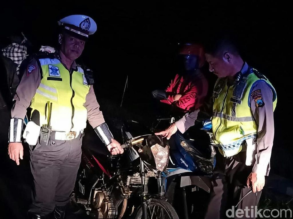 Razia Balap Liar di Malam Imlek, Ini yang Diamankan Polisi Situbondo