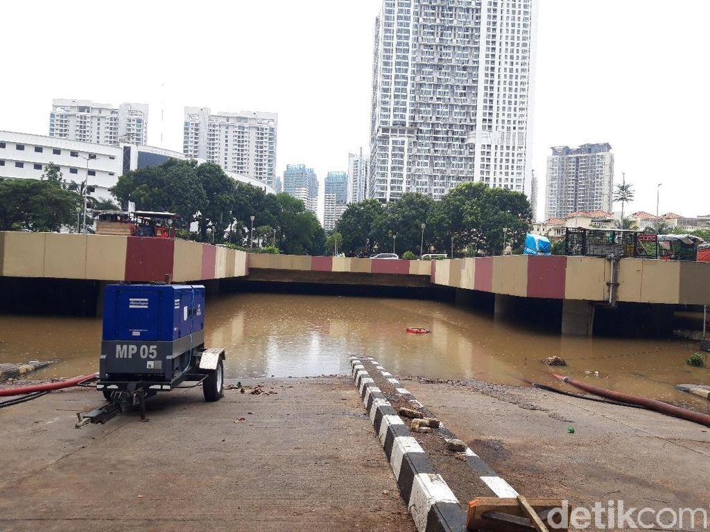 Underpass Kemayoran Terus Kebanjiran, Ini Solusi Jangka Panjang Ahli