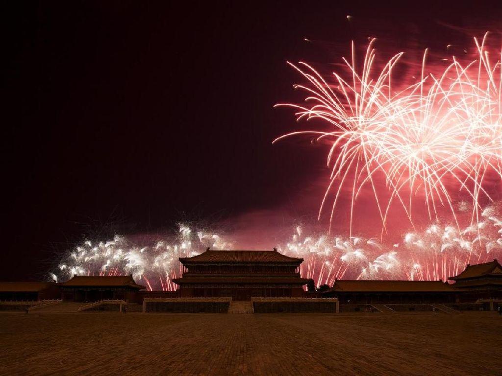 Meriahnya Pesta Audiovisual Gala Tahun Baru Imlek di China