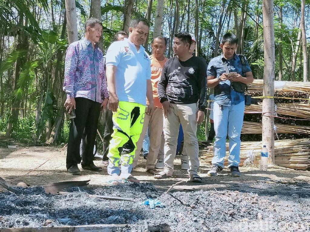 Mayat Terbakar yang Ditemukan Warga Banyuwangi Diduga Korban Pembunuhan