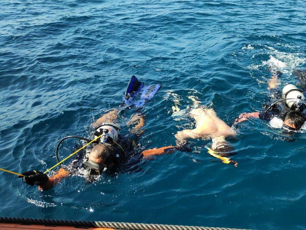 WNA Finlandia yang Hilang Saat Snorkeling Ditemukan Tewas