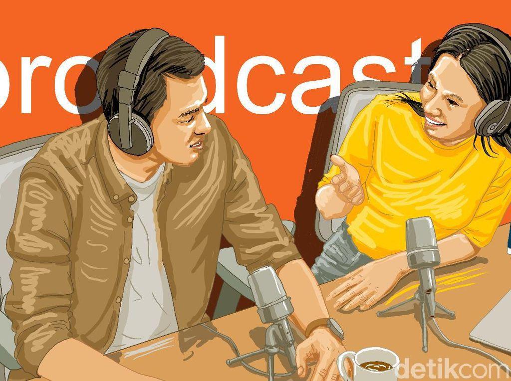 Tempat Ngebacot Itu Bernama Podcast