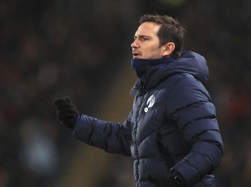 Saran untuk Lampard Menuju Chelsea Vs Tottenham