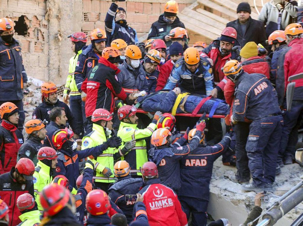 Negara-negara Arab Sampaikan Belasungkawa kepada Turki Usai Gempa