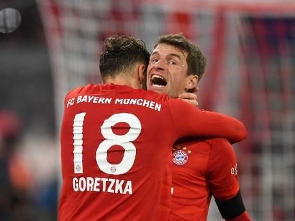 Kekalahan Leipzig, Suntikan Motivasi Bayern Saat Lumat Schalke
