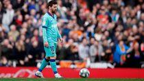Valencia Bikin Barcelona Keok 2 Gol Tanpa Balas