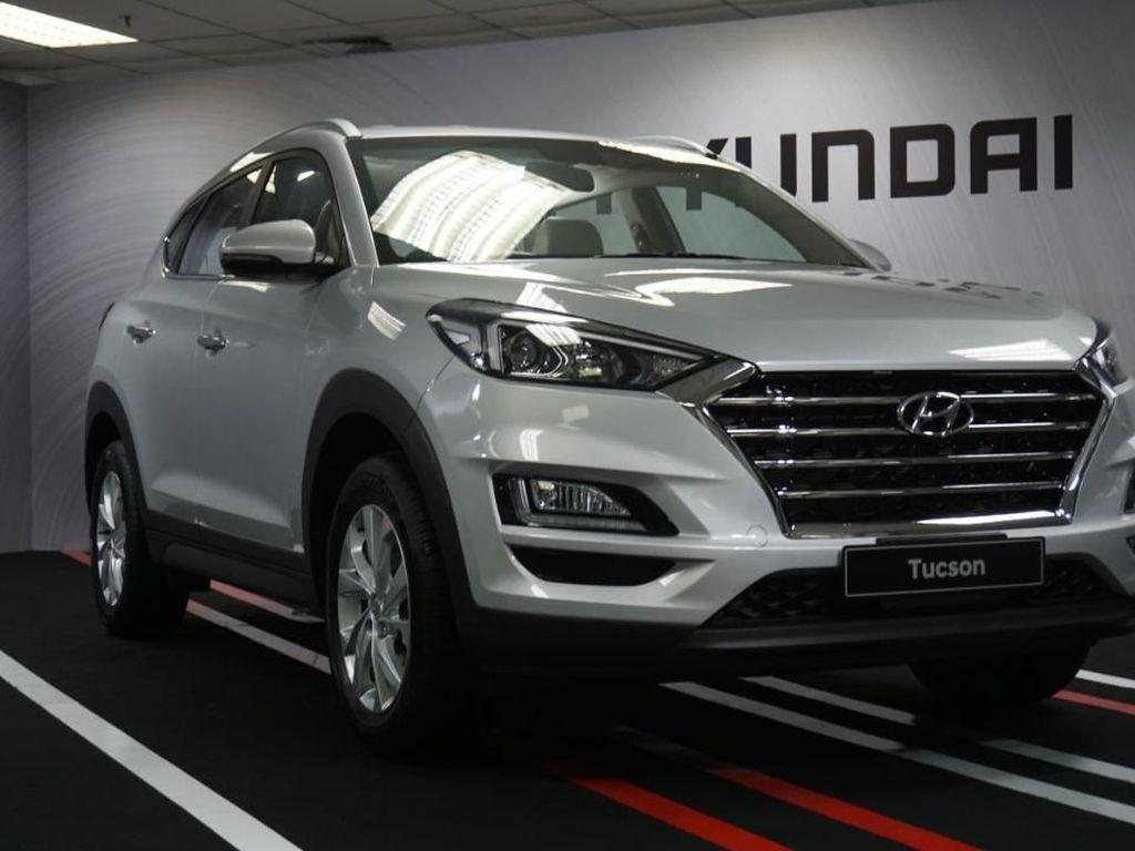 Hyundai Tucson Tampang Baru Dibanderol Mulai Rp 464 Juta