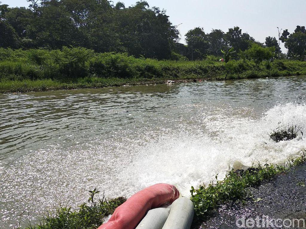 Sungai Cinambo Tinggi, Warga Adipura Khawatir Banjir Kembali Menerjang