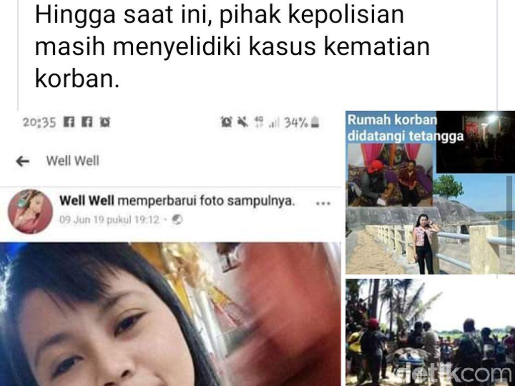 Mayat yang Ditemukan Terbakar di Banyuwangi Jadi Perbincangan Netizen