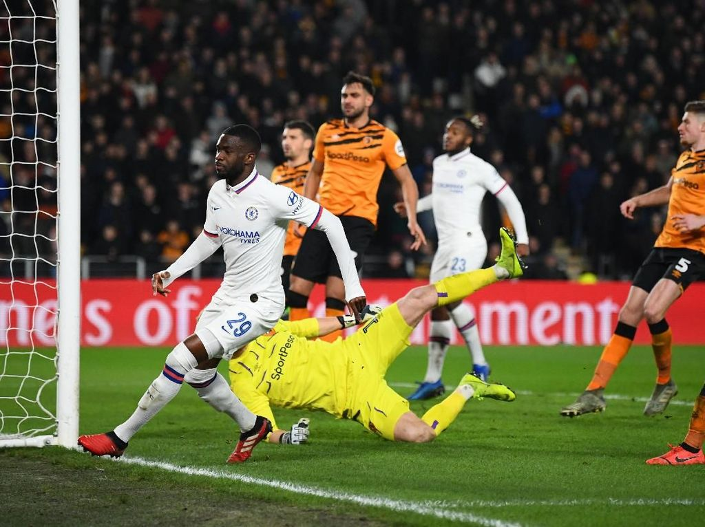 Hasil Piala FA: Chelsea Lolos ke Babak Kelima