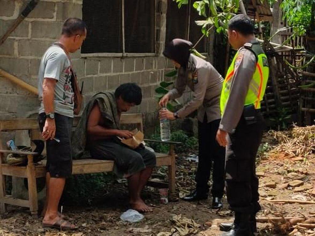 Pria Onani di Pinggir Jalan Kota Blitar Ditangkap, Orang Gangguan Jiwa?