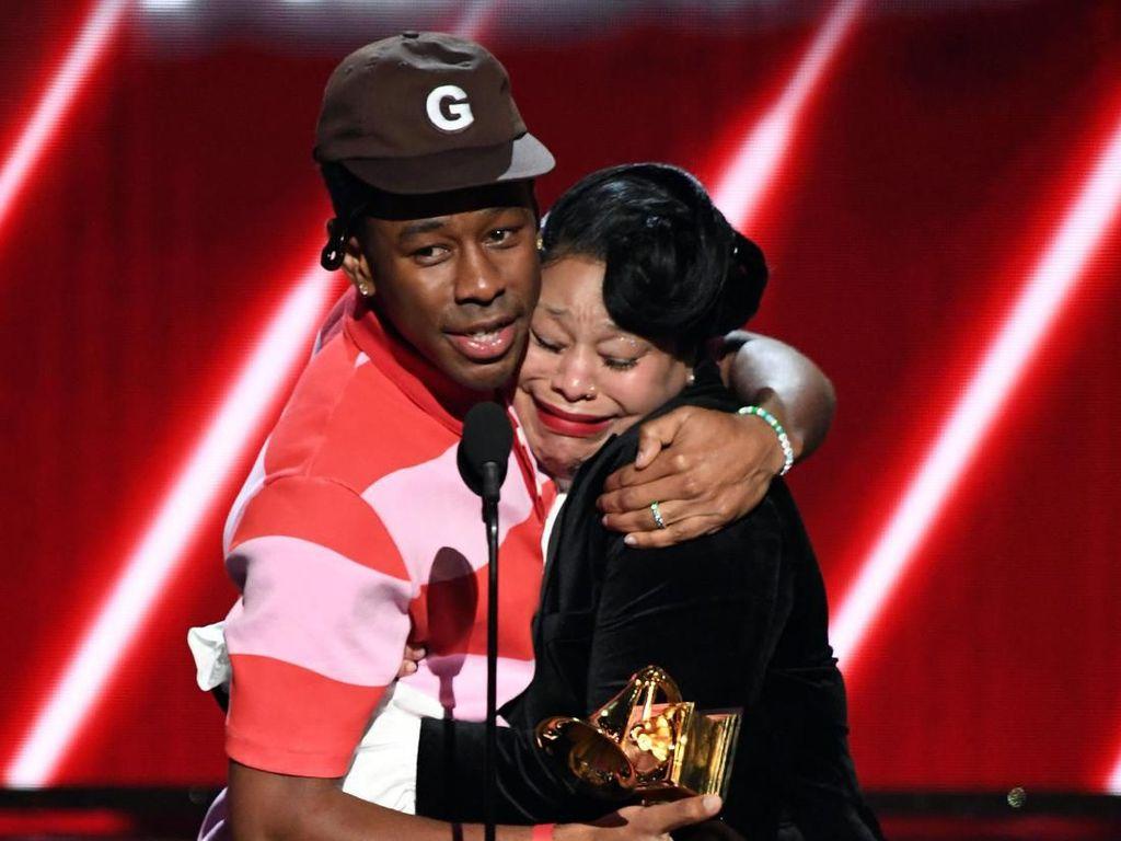 Gara-Gara Tyler the Creator Menang Grammy, Pria Ini Jadi Ikut Viral