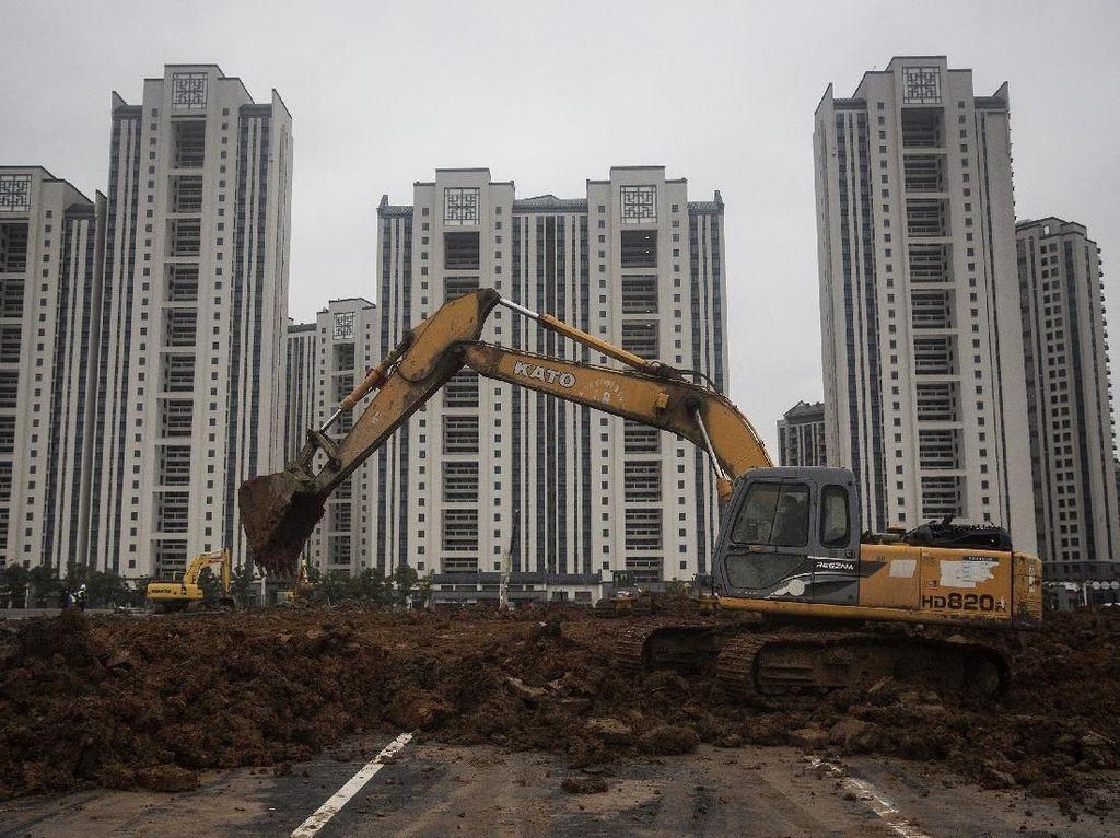 Pasar Over Suplai, Kenaikan Harga Rumah Baru di China Melambat