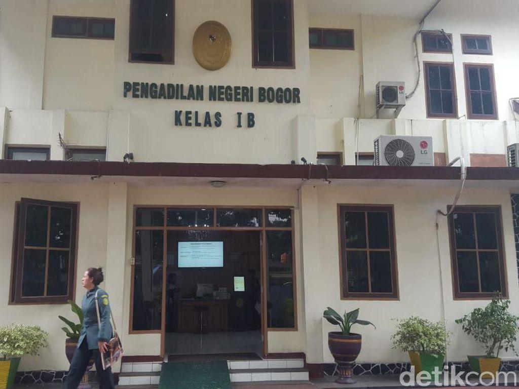 Sempat Diretas, Tampilan Situs PN Bogor Kembali Normal