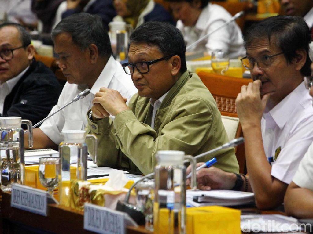 DPR Panggil Menteri ESDM Bahas Subsidi Energi Tahun Depan