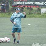 Variasi Latihan Fisik, Persib Bandung Gowes Keliling Lembang