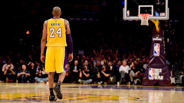 Kobe Bryant sempat berlatih keras beberapa jam sebelum pertandingan.