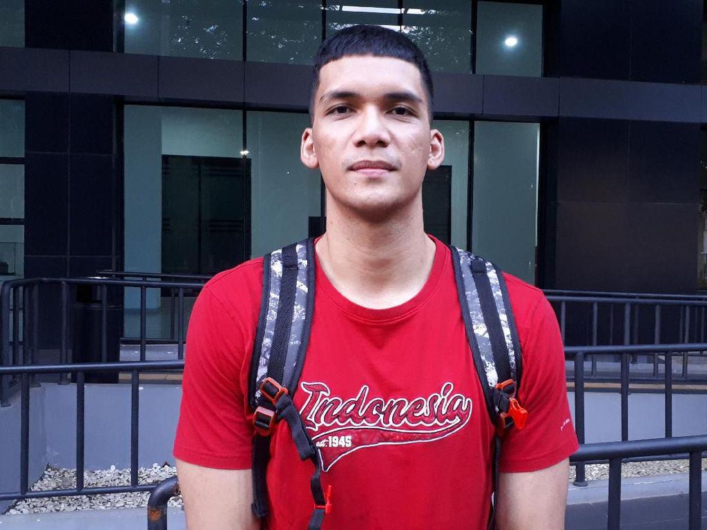 Jarang Dimainkan Timnas di IBL, Kevin Yonas Tak Ambil Pusing
