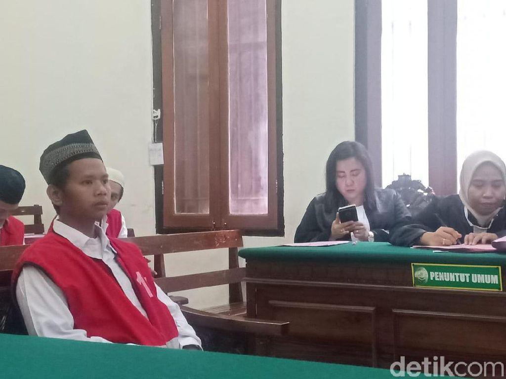 Terbukti Cabuli Anak di Bawah Umur, Pedagang Siomay Divonis 5 Tahun Penjara