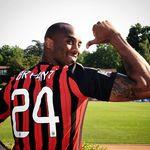 Meski Ditolak Otoritas, AC Milan Tetap Beri Penghormatan untuk Kobe Bryant