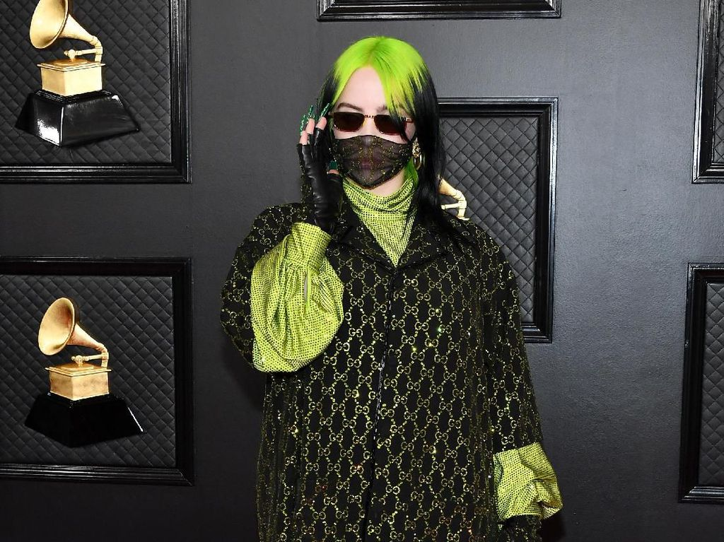 Kenapa Kemenangan Billie Eilish Cetak Sejarah di Grammy?