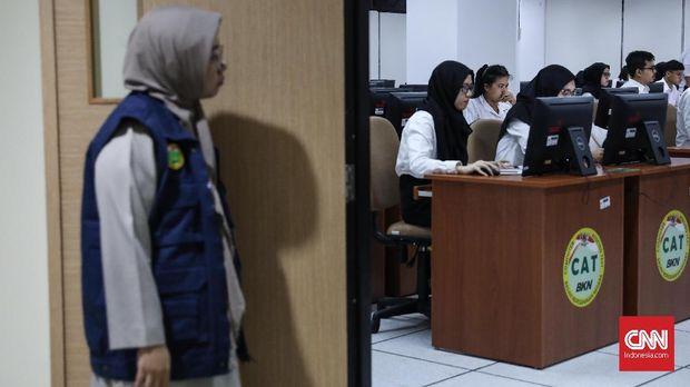 BKN: Tingkat Kesulitan Soal SKD CPNS Tahun Ini Lebih Tinggi