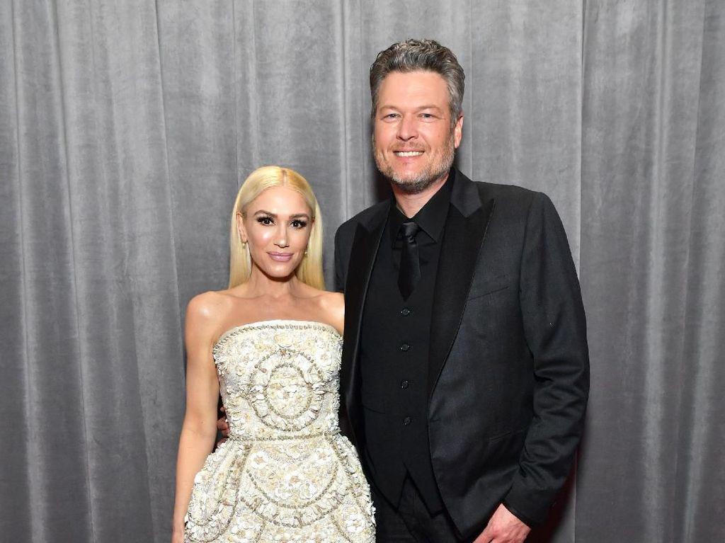 Gwen Stefani Jawab Isu Batal Nikah dengan Blake Shelton