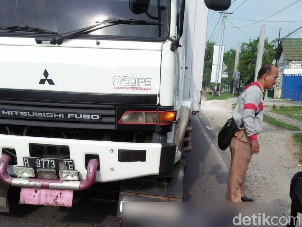 Mahasiswi Ini Tewas Kecelakaan di Jalur Nasional Lamongan