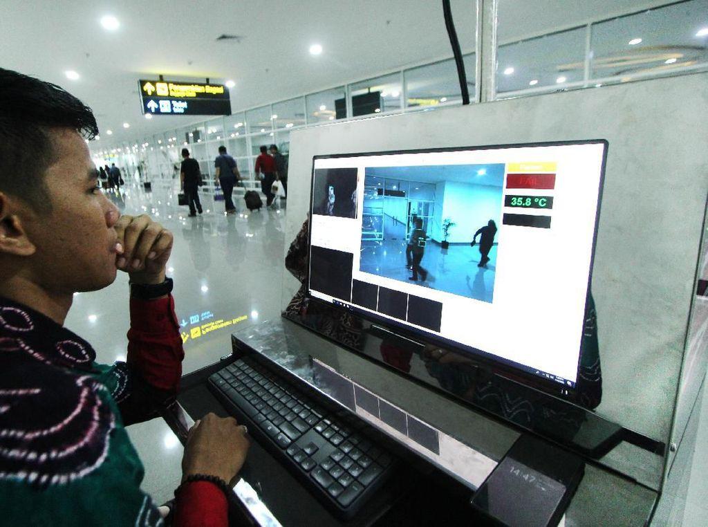 Pesawat Boleh Terbang Lagi, Penumpang Diperiksa Ketat di Bandara