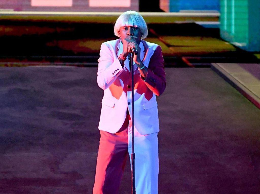 Tyler the Creator Tampil di Inggris Setelah Menang Grammy