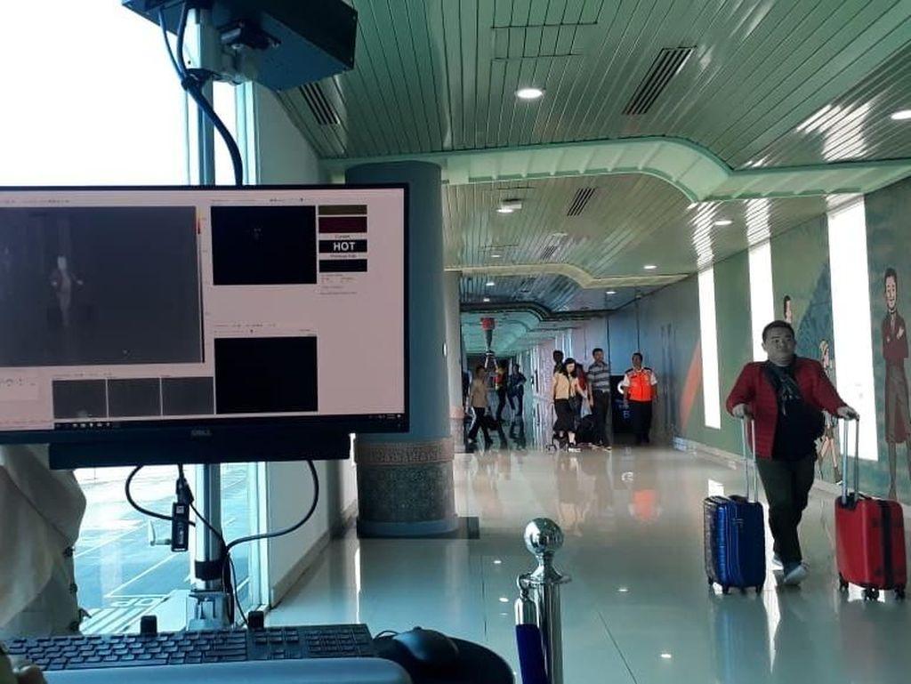 Cegah Masuknya Corona, Satgas Polda Kepri Jaga Ketat Bandara-Pelabuhan