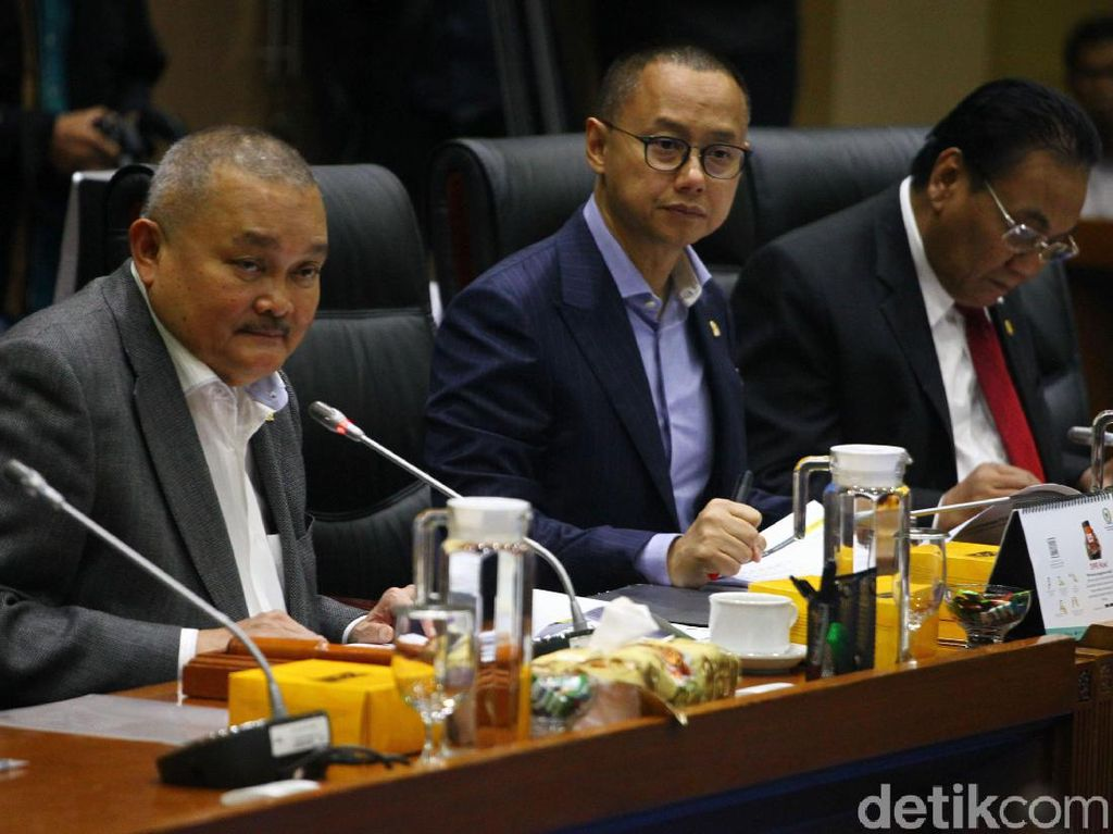 DPR Minta Kementerian ESDM Revisi Pemangkasan Anggaran Rp 3,4 T