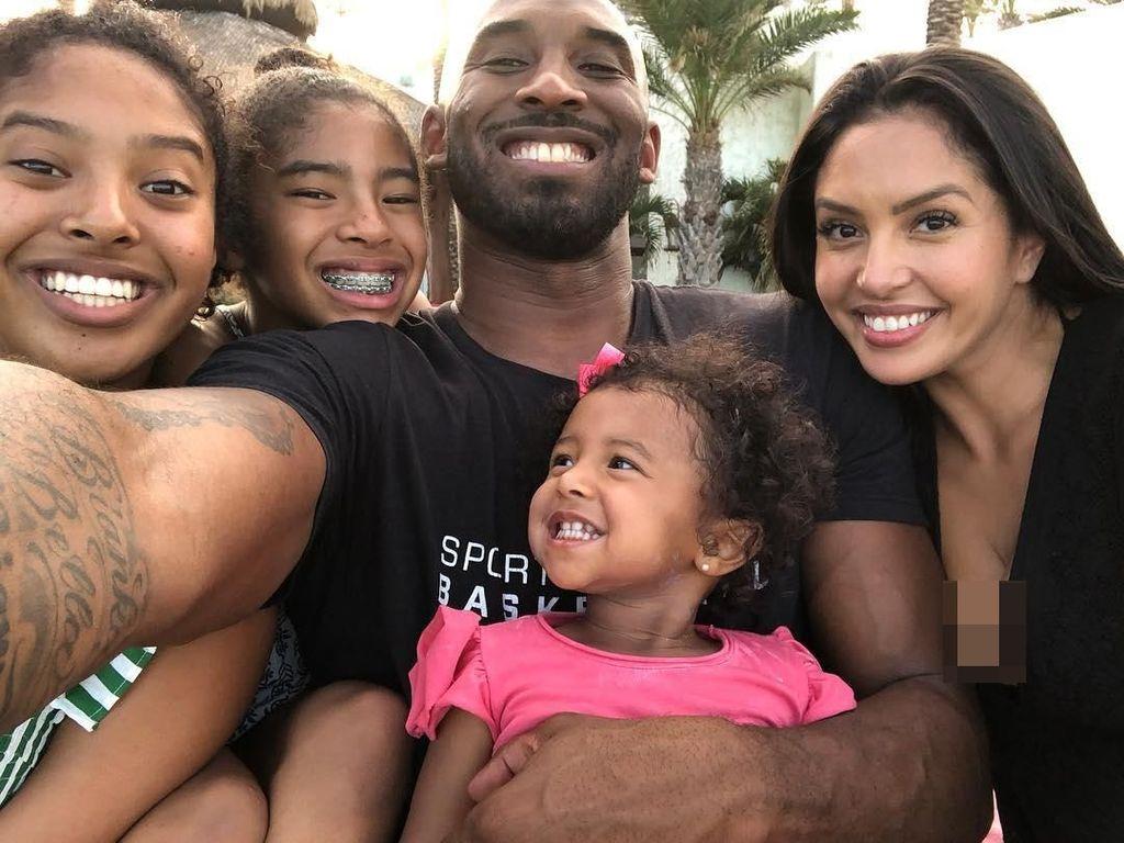 Istri Tulis Pesan Haru atas Meninggalnya Kobe Bryant dan Gianna
