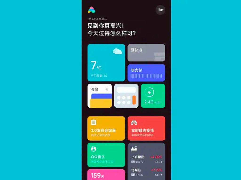 Xiaomi Bikin Aplikasi Pendeteksi Dini Virus Corona