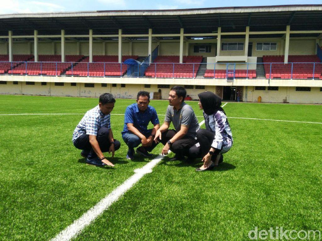PSIS Semarang Mudik, Latihan Berpusat di Stadion Citarum