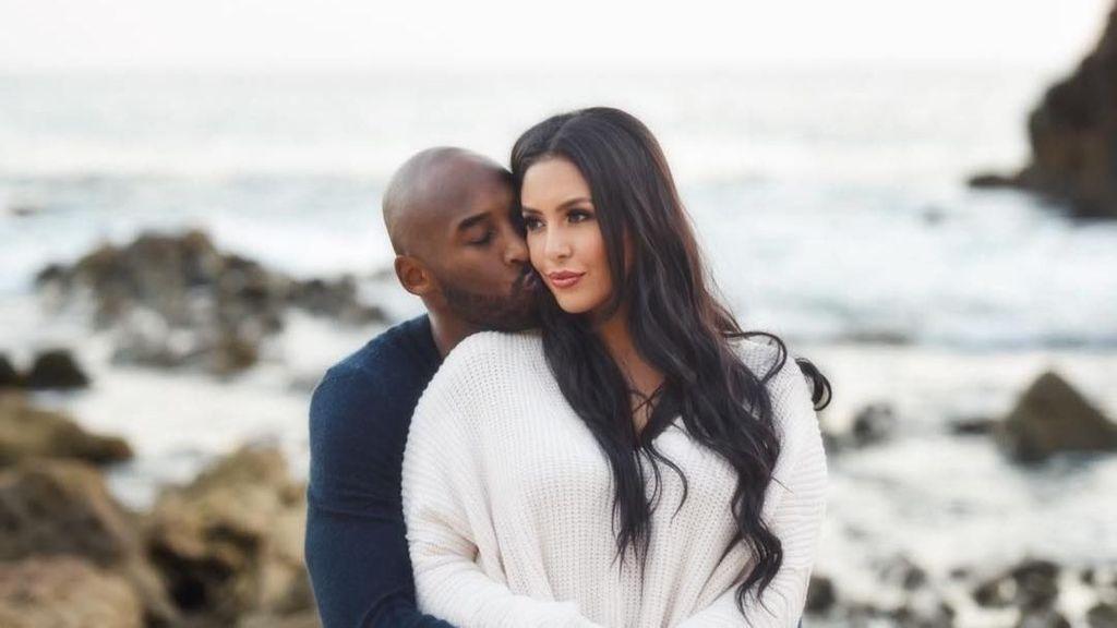 Ini Vanessa Bryant, Istri Kobe Bryant yang Kehilangan Suami dan Anak