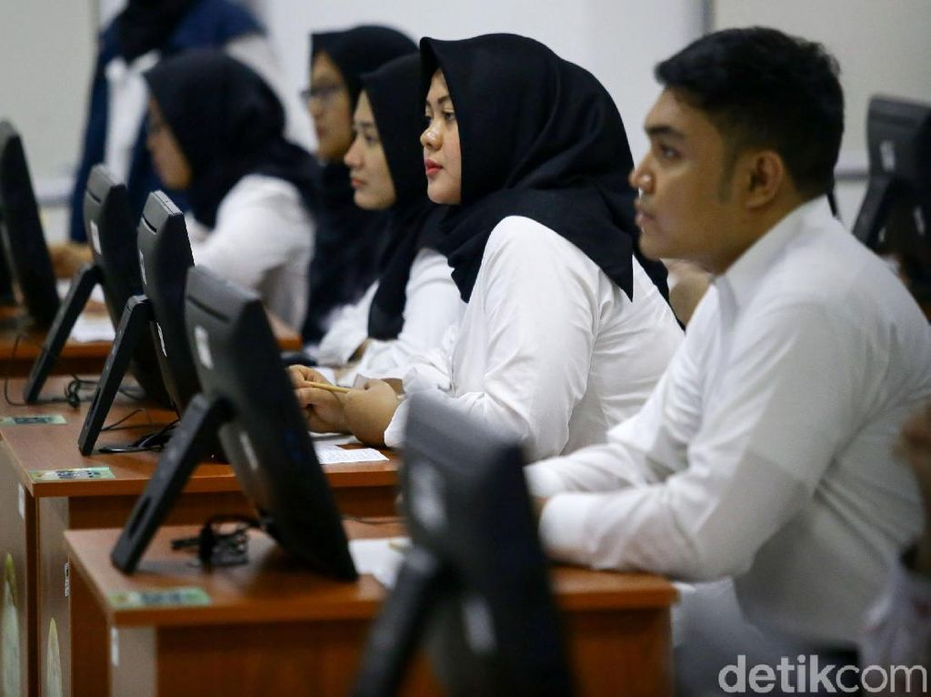 Tes SKB CPNS Ditunda, Pengumuman SKD Tetap 22 Maret