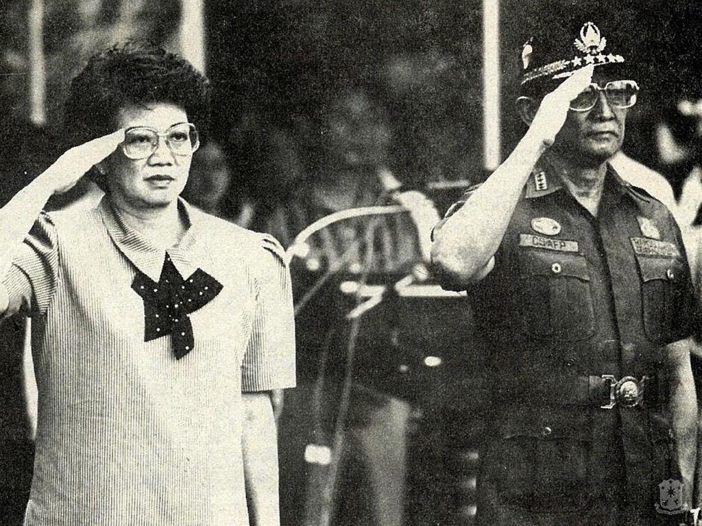 Saat Seribu Serdadu Gagal Gulingkan Presiden Filipina